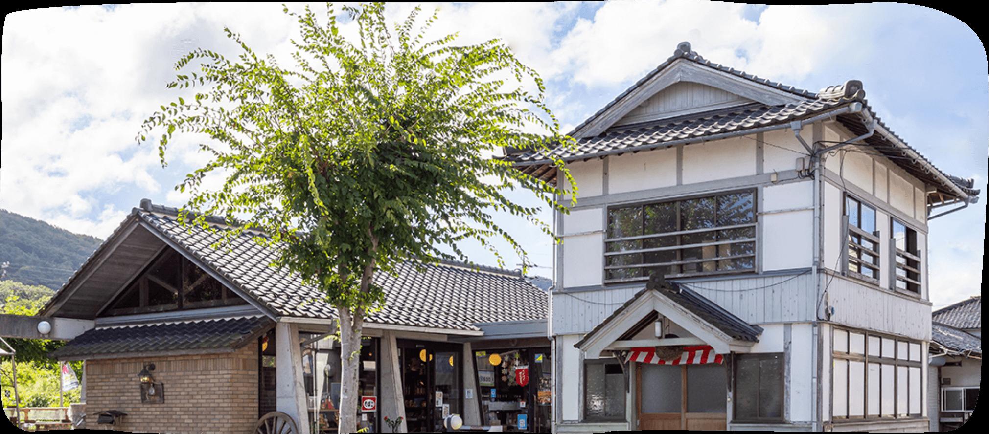 吉川商店 外観